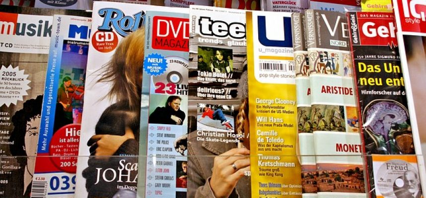 Writers Have Hundreds of Magazines to Choose From