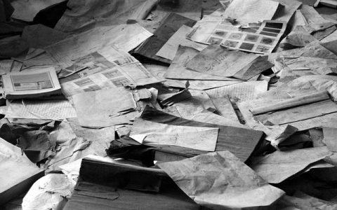 Paper, Pile