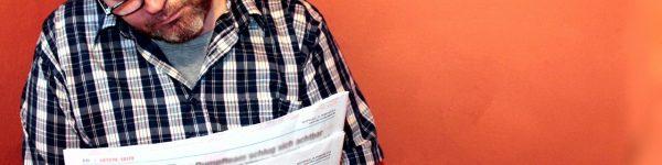 Reading, Newspaper